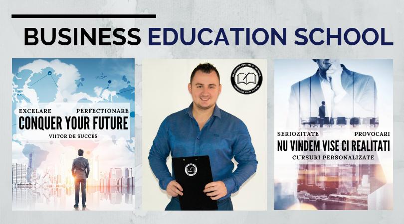 BUSINESS EDUCATION SCHOOL